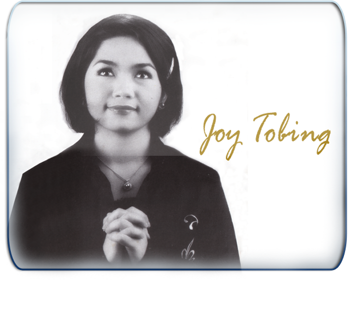 JOY TOBING virgo ramayana music & entertainment