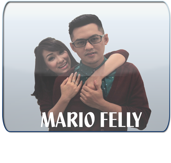 MARIO FELLY virgo ramayana music & entertainment