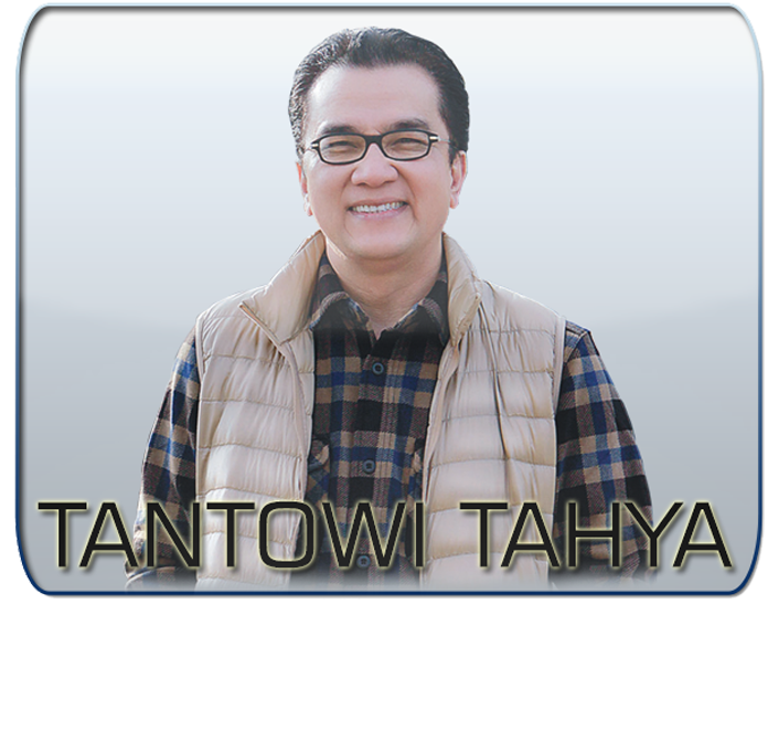 TANTOWI YAHYA virgo ramayana music & entertainment